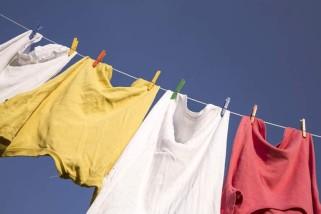 перење облека