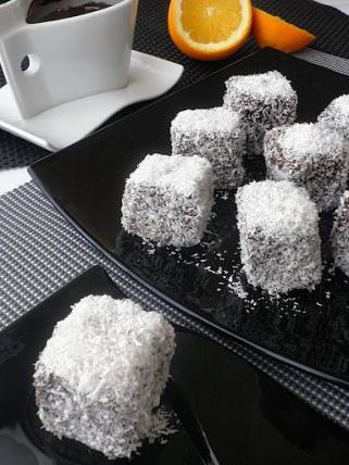 посни коцки со кокос 1
