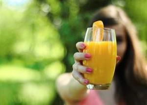 сок од седен портокал