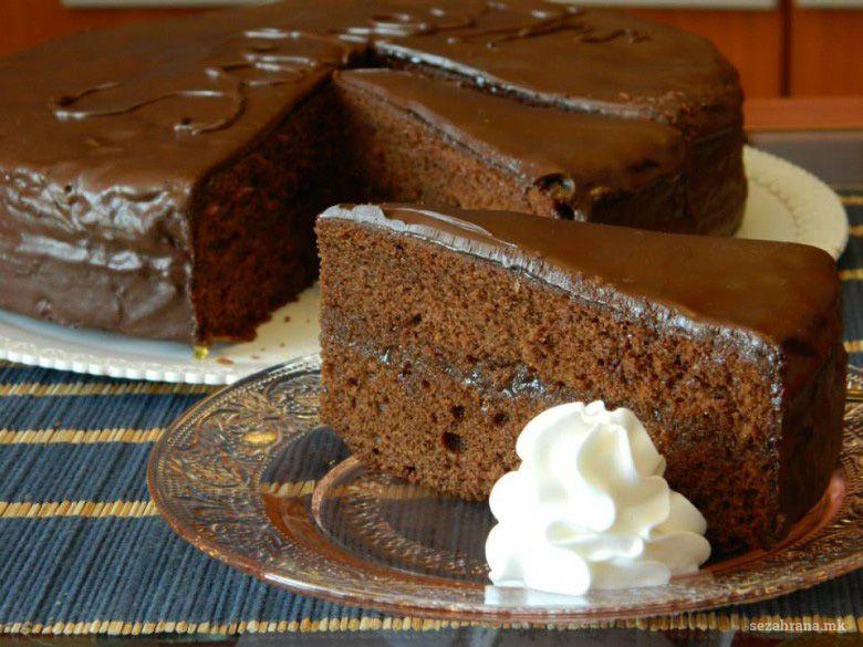 захер торта