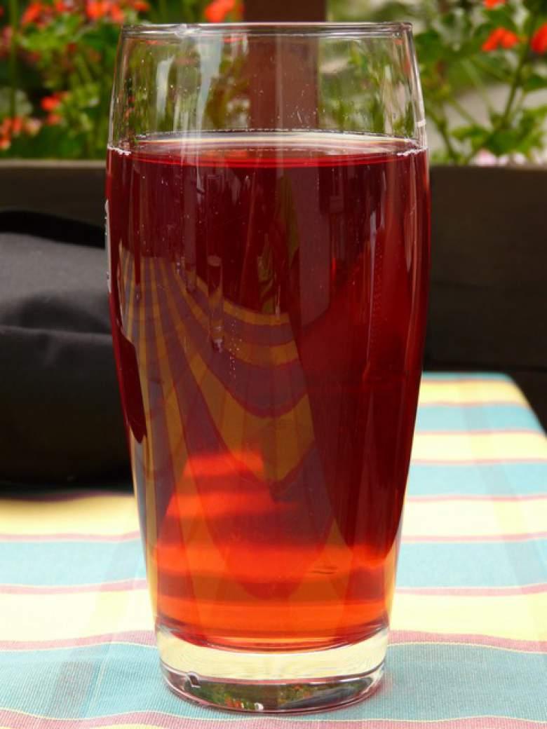 рецепт за домашен природен сок од вишни