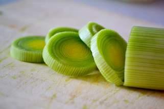 Праз - зеленчук за долговечност и силен имунитет.