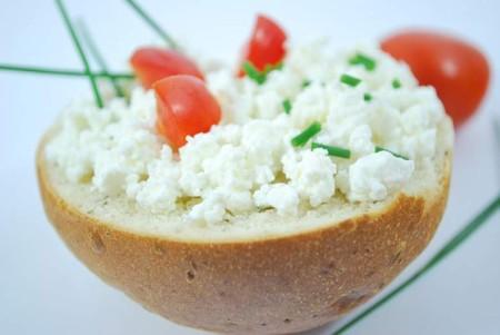домашно крем сирење