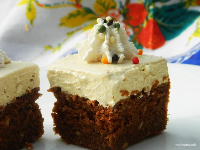 посна торта