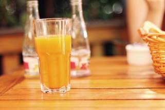 Домашен сок од тиква.