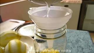 Направете сами домашен екстракт од лимон