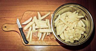 Компирот како храна и лек - хранлива вредност, употреба и дејство.