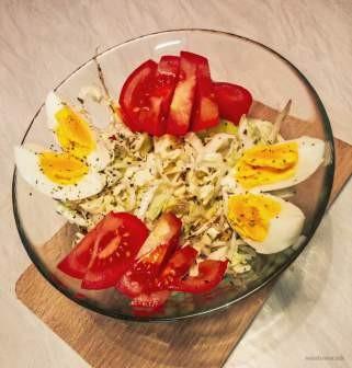 Свежа салата за брз метаболизам и добар имунитет