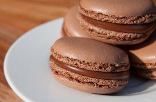 Чоколадни макаронс колачиња