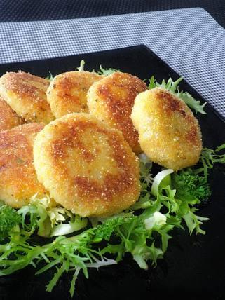 посни ќофтиња со компири и ориз 1
