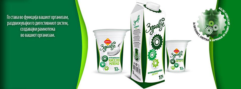 здравје јогурт