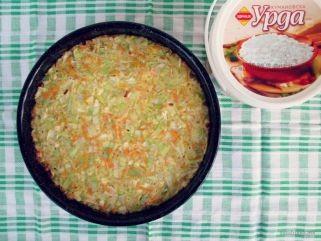 Брза пита со праз, сирење и карфиол - без глутен