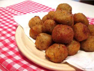 Рецепт за посни топчиња од компири