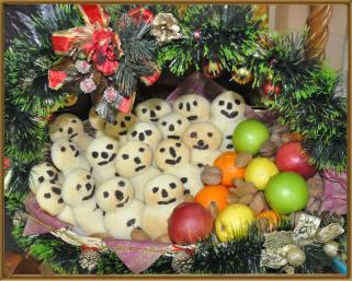 бадникови колачи