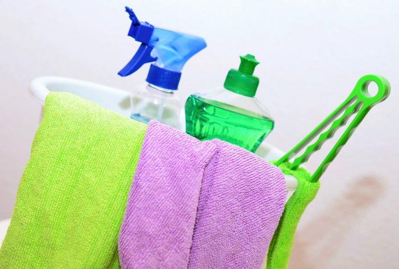 домашно средство за чистење купатило