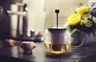 зелен чај