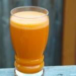 сок од морков и јаболка