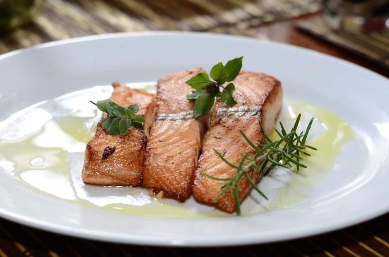 19 идеи за гарнирање на риба 2