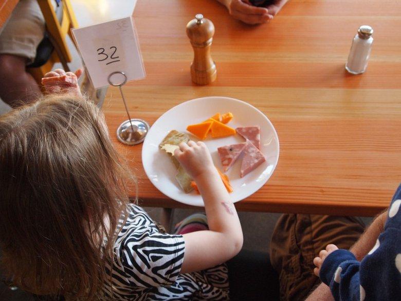 исхрана кај децата