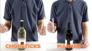 15 несекојдневни начини да отворите шише вино 1
