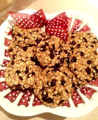 Брзи посни колачи од 3 состојки 1