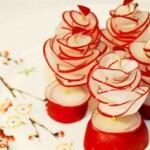 Припремете сами декоративни ротквици за салата 1