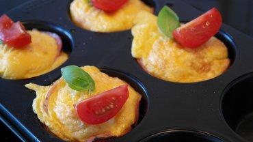 мафини со зеленчук