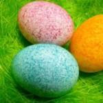 велигденски јајца со ориз