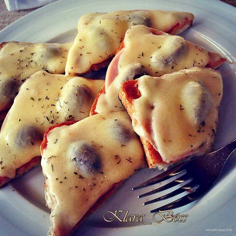 gratinirani tost lepcinja 2