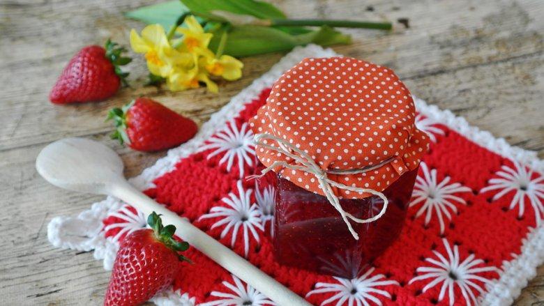 мармалад од јагоди