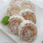 солен ролат со мак (афионово семе) 1