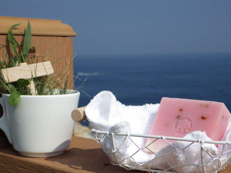 домашен сапун со лековити билки