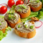 Домашна паштета од печурки и ореви 1