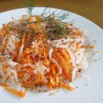 salata so dajkon i morkov 1