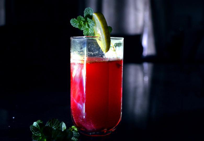 сок од малини