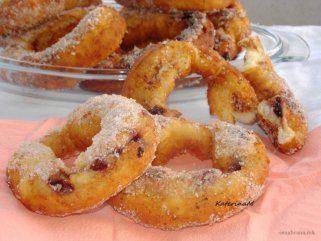 Посни компир крофни со фил (рустични) 1