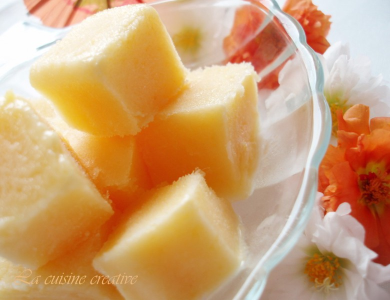 сладолед од праски