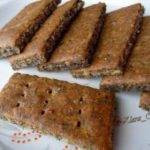 Здрави солени бисквити без глутен 1