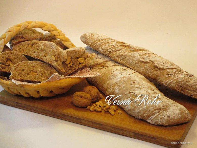 Ивино интегрално лепче со ореви 2