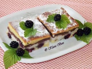 торта со капинки