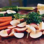 како да јадете повеќе зеленчук и овошје