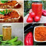 8 рецепти за зимница со пиперки - ајвар, малиџано, лутенка, туршија 1