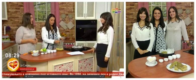 Ja sakam Makedonija TV sitel sezahrana.mk 2