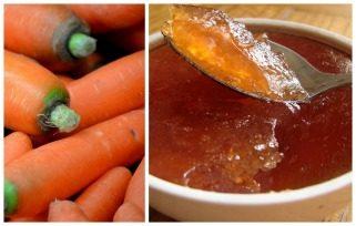 Домашен џем од моркови