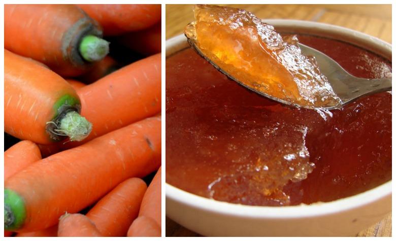 Домашен џем од моркови 2