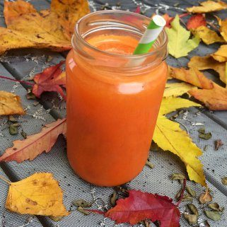Домашен и природен густи сок од тиква 1