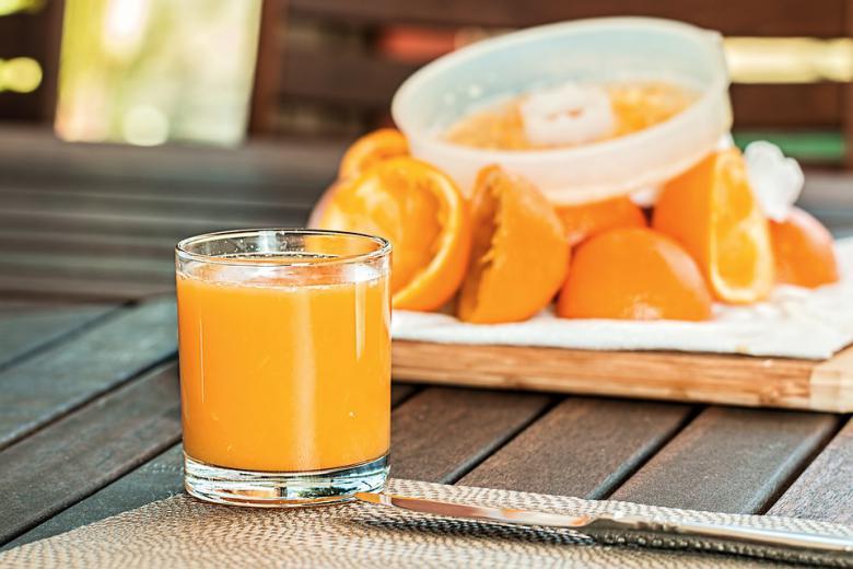сок од портокали