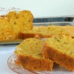 Сладок посен колач со моркови 1