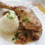Зачинети пилешки батаци со сенф 2