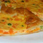 Брза пита од лиснато тесто со тиква 1